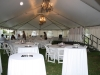 Tent and Table decor