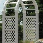 lattice arch rental